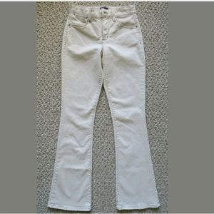 NYDJ Ivory Jean's straight boot cut size 0